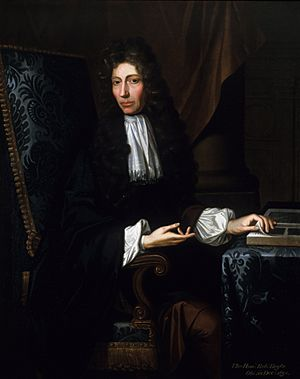 The Shannon Portrait of the Hon Robert Boyle