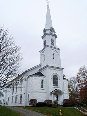 Chestnut Street Baptist Church - panoramio (1)