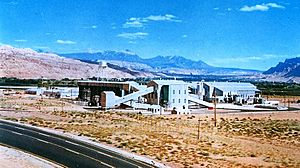 Steen's $11 million dollar Uranium Reduction Co. Moab,Utah