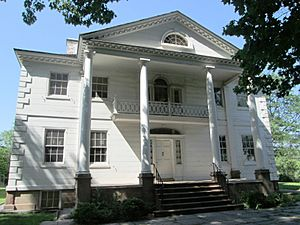 2014 Morris-Jumel Mansion from south
