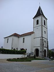The church of Béhasque