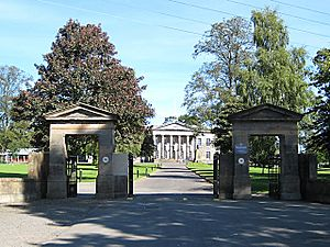 Dollar Academy entrance - geograph.org.uk - 1484779