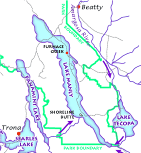 Lake Manly system