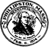 Official seal of Phillipston, Massachusetts