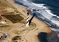Cape Hatteras lighthouse North Carolina