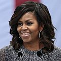 Michelle Obama (30343251332) (cropped)