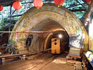 New Pinghsi Coal Tunnel