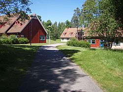 Svenljunga agriculture bording secondary school