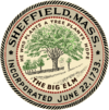 Official seal of Sheffield, Massachusetts