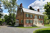 William Henry Ludlow house, Claverack, Columbia County, NY, USA