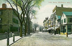 Cabot Street, Beverly, MA