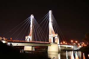 Columbus-olentangy-river-bridge-night