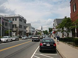 Court Street, Plymouth Center, 2009