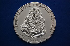 Royal Society of Chemistry - Robert Boyle Prize for Analytical Science - 2014 - Andy Mabbett - 01