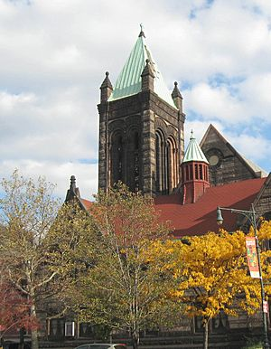 St. Martin's Episcopal Church, Harlem, jeh