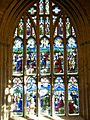 Dunkeld Cathedral - the east window - geograph.org.uk - 1138997