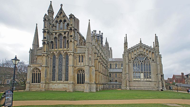 Ely cathedral east end