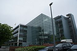 Endeavour House, home of Suffolk County Council - geograph.org.uk - 1305044