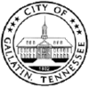 Official seal of City of Gallatin