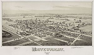 Old map-Whitewright-1891