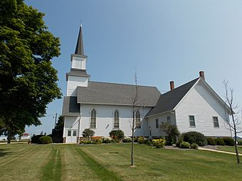 Our Savior's Kvindherred Lutheran Church (Calamus, Iowa) 02.JPG