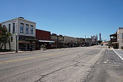Downtown Pittsburg, Texas