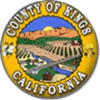 Official seal of Kings County, California