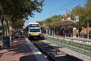 Downtown Plano Station October 2015 7