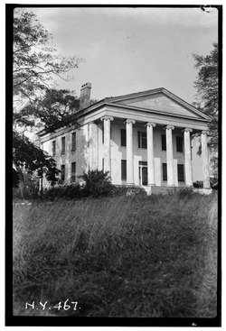 Historic American Buildings Survey, Arnold Moses, Photographer, October 12, 1936, GENERAL VIEW OF EXTERIOR. - Marshall House, Rodman's Neck, Bronx, Bronx County, NY HABS NY,3-BRONX,10-1