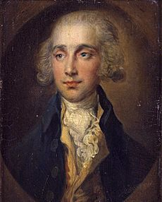 James Maitland, 8th Earl of Lauderdale by Thomas Gainsborough