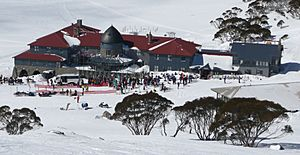 The Chalet Charlotte Pass Village
