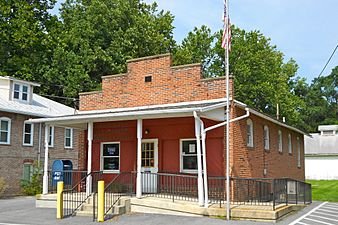 Virginville PA Post Office 19564