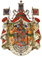Coat of arms (1701–1918)