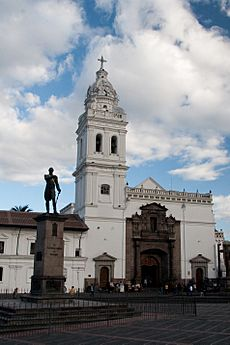 Iglesia de Santo Domingo, Quito - 2