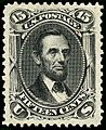 Lincoln 1866 Issue-15c