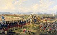 The Battle of Fontenoy 1745