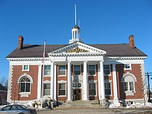 2004-02-25 - 07 - Stowe Town Hall