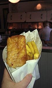 BCLM fish+chips