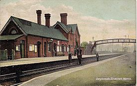 Daybrook railway station