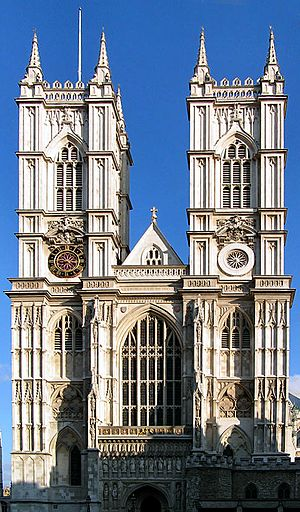Westminster abbey towers modified.jpg