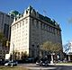 Exterior view of the Fort Garry Hotel