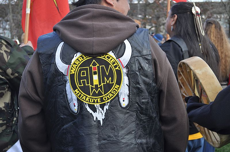 American Indian Movement Jacket