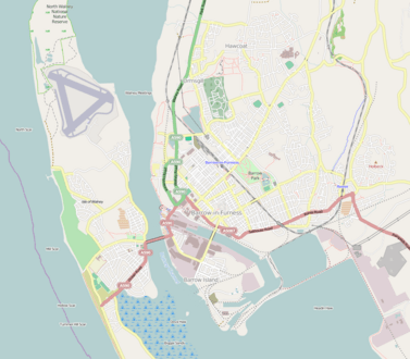 Barrow-in-Furness Map