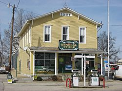 The Laconia General Store, located at the heart of the community