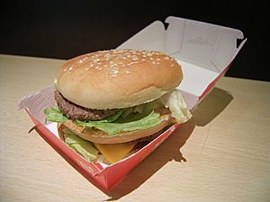 Big Mac hamburger - Japan (3)