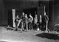 Child workers in Woodbury, NJ