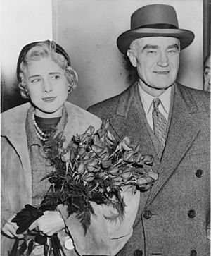 Clare Boothe Luce and Henry Luce NYWTS