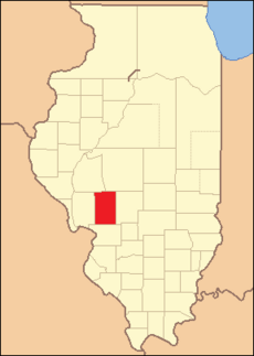Macoupin County Illinois 1829