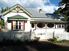 Private residence, Lismore Rd., Bangalow NSW 2014
