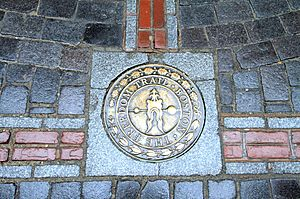 USA-The Freedom Trail
